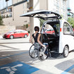 The Kenguru electric car looks to give wheelchair users more freedom - photo 1