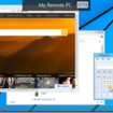 Microsoft Remote Desktop Preview app releases, letting you control a PC from Windows Phone 8.1 device - photo 1