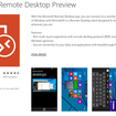 Microsoft Remote Desktop Preview app releases, letting you control a PC from Windows Phone 8.1 device - photo 2