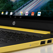 HP video leak reveals SlateBook 14 Android laptop with 1080p display - photo 3