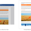 Microsoft Office for iPad update includes printing options for each app and more - photo 2