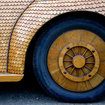 This VW Beetle is made from hand-carved oak and it's one of a kind - photo 4