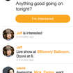 Foursquare's Swarm check-in social app now out for iPhone and Android - photo 4