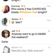 Foursquare's Swarm check-in social app now out for iPhone and Android - photo 5