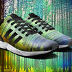 Adidas Photo Print app puts your best Instagrams on the ZX Flux trainer, due in August - photo 2