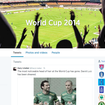 Following the #WorldCup on Twitter: Soccer Edition, hashflags, and more - photo 4