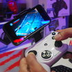 Mad Catz CTRLi gamepad for iPhone and STRIKE M wireless keyboard pictures and hands-on - photo 1