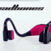 Headbones bone-conducting headphones let you jam out and hear surroundings - photo 2