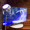 Philips Ambilight with Hue lights up the Pocket-lint Tech Tavern - photo 5