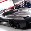 Nissan Concept 2020 Vision GT is a Gran Turismo 6 supercar in the flesh - photo 1