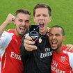 Huawei P7 Arsenal Edition smartphone announced for Gunners on the go - photo 1
