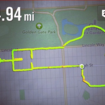 Nike+ running app used for phallic art purposes, 'draw running' is here - photo 2