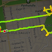 Nike+ running app used for phallic art purposes, 'draw running' is here - photo 4