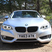 BMW 220d review - photo 2