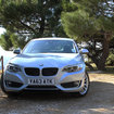 BMW 220d review - photo 3