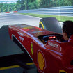 How not to drive an F1 car: Hands-on with the £500k Shell Pro Ferrari F1 Simulator - photo 4