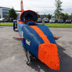 K'Nex Bloodhound claims Guinness World Record; real Bloodhound SSC eyes 1000mph target for 2016 - photo 1