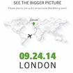 BlackBerry 'See The Bigger Picture' event set for 24 September, possibly for Passport? - photo 1