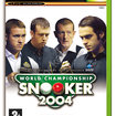 World Championship Snooker 2004 - Xbox - photo 1