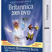 Encyclopaedia Britannica 2005 Ultimate Reference Suite DVD review - photo 1