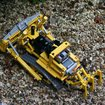 Lego Technic 8275 Motorized Bulldozer review - photo 3