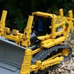 Lego Technic 8275 Motorized Bulldozer review - photo 6