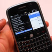 BlackBerry Bold mobile phone - photo 6