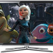 Samsung UE40C7000 3D television - photo 2