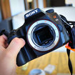 First Look: Sony Alpha SLT-A65  review - photo 6