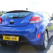 Hyundai Veloster 1.6GDi Sport DCT review - photo 3