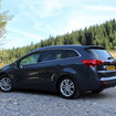 Kia Cee'd Sportswagon 1.6 CRDi 3 review - photo 2