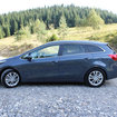 Kia Cee'd Sportswagon 1.6 CRDi 3 review - photo 3