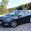 Kia Cee'd Sportswagon 1.6 CRDi 3 review - photo 7