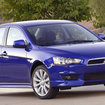 Mitsubishi release all-new Lancer sports saloon - photo 1