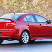 Mitsubishi release all-new Lancer sports saloon - photo 2