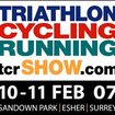 Kids Tri at the Triathlon, Cycling and Running Show at Sandown Park - photo 1