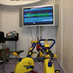 Gymkids' Cyberbike offers kids real exercise in a virtual world - photo 3