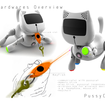 Robot pet prototype doubles as a PC - photo 4