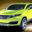 Kia set to unveil new SUV concept - photo 1