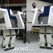 Korean Science and Tech Institute shows off giant robo-legs  - photo 2