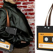 Retro tape cassette tote bag  - photo 2