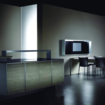"Porsche Design creates ""bling"" kitchen with Poggenpohl - photo 5"