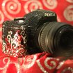 Pentax K-m DSLR gets blinged - photo 2