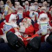 Santa how-to film debuts for helpers  - photo 2