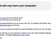Google deems entire internet malware - photo 2