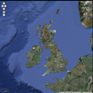 Twitter mashup lets you map #uk - photo 2