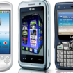 Five top phones at Mobile World Congress 2009 - photo 2