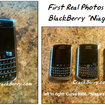 BlackBerry 9630 leaked in real life photos - photo 2