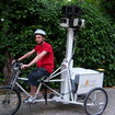 Google shifts to pedal power to map UK landmarks - photo 3