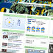 iGoogle launches nature themes - photo 1